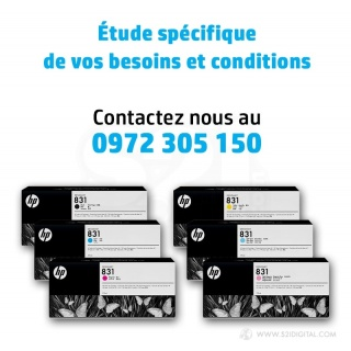 Encre Latex HP L310 / L330 / L360 / L370 775ml