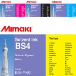 Mimaki Encre BS4