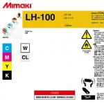 Mimaki Encre LH100 1000ml Clear Varnish