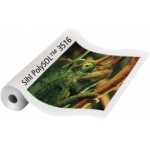 3516 Film Polyester Roll Up Dos Gris 310µ 20m