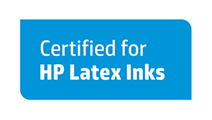 Certifié HP latex